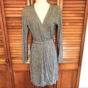NWT C. Wonder Wrap Dress